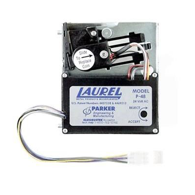 Laurel Metal Replacement Parts - 399-102 Slugbuster Coin Acceptor