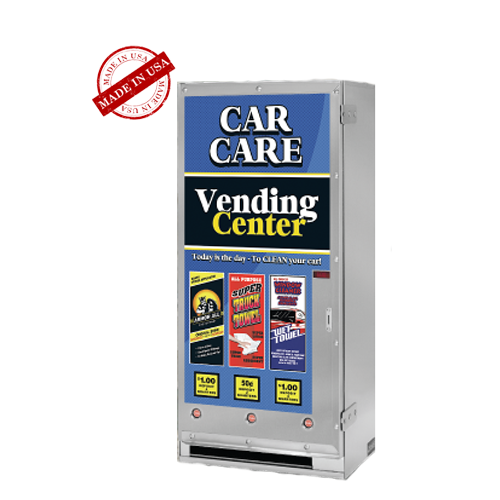 Laurel Metal Model 899 Electronic Vending Machine
