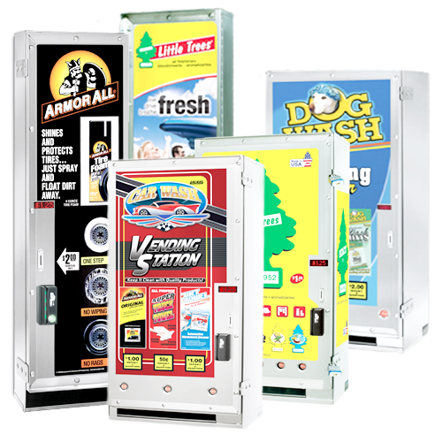 Electronic<br /> Vending Machines