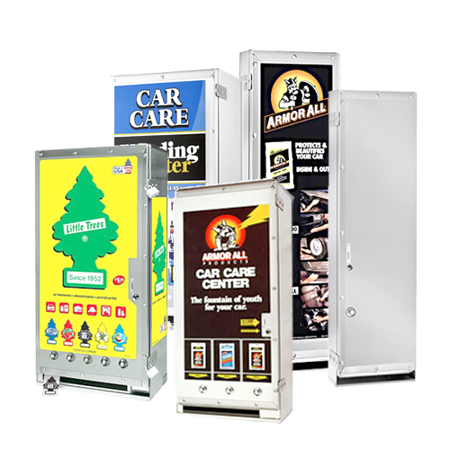 Mechanical<br /> Vending Machines